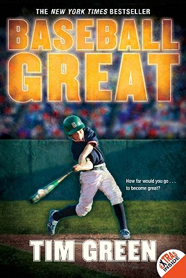 Baseball Great By Green, Tim
